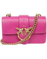 Pinko Love Bag - Roze