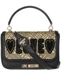 Love Moschino Shoulder Bag - Zwart
