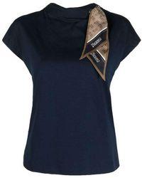 Herno T-shirt - Blauw