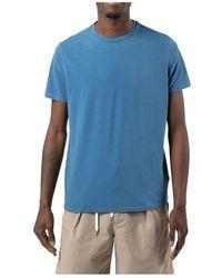 CoSTUME NATIONAL T-shirt - Blauw