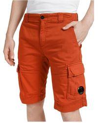 C.P. Company Cargo Rouge - Orange