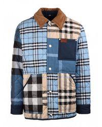 Burberry Henham Overshirt - Blauw