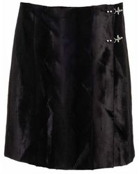 Fay Nxw9139502ermqb999 skirt - Noir