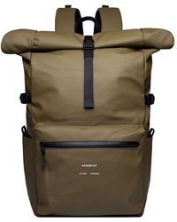 Sandqvist Ruben Laptop Backpack - Groen