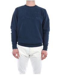 La Martina Crewneck Sweater - Bleu
