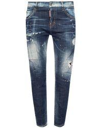DSquared² 'cool Girl Jean' - Blauw