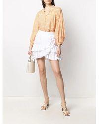 FEDERICA TOSI Skirt Blanco