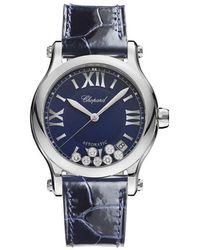 Chopard Happy Sport Watch - Bleu