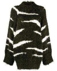 The Attico Knitwear - Groen