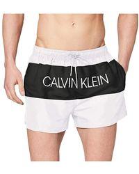 Calvin Klein Boxer Km0km00447 - Wit