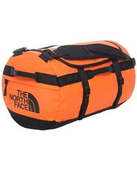 The North Face Camp Travel Bag - Oranje