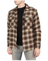 Represent Flannel Shirt - Bruin