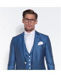 Dutch Dandies Blazer 044298 - Blauw