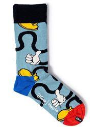Happy Socks Socks - Blauw
