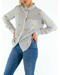 Rails Camisa - Grijs