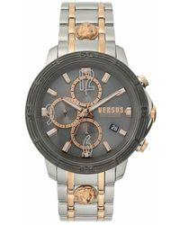 Versus Bicocca Chronograph Watch - Grau