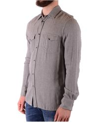Dondup Shirt - Grijs