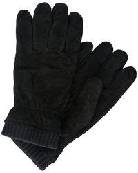 Jack & Jones Suède Handschoenen - Zwart