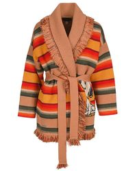 Alanui Knitwear Lwhb053f21kni010 - Oranje