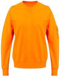 A_COLD_WALL* Sweatshirt With Logo - Oranje