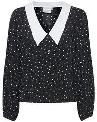 Gestuz Katla Shirt - Zwart