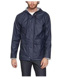 Petit Bateau Waterproof Jacket - Blauw