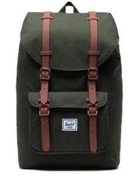 Herschel Supply Co. Little America Mid Backpack - Groen
