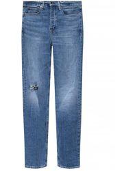 Rag & Bone Distressed jeans - Blu