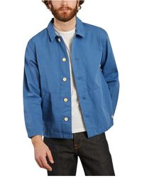 Armor Lux Heritage Fisherman Jacket - Blauw