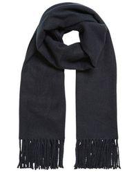 Object Wool Scarf - Zwart