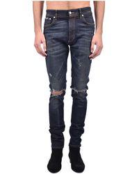 Represent Jeans Destroyer 5 Tasche - Blauw
