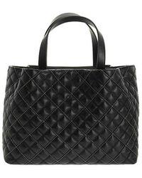 Fabiana Filippi Quilted handbag - Noir