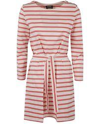 A.P.C. Dress - Roze