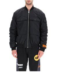 Heron Preston Bomber Jacket - Zwart