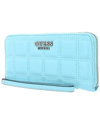 Guess Wallet - Blauw