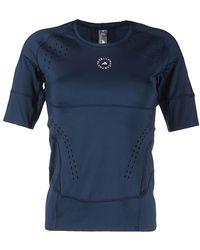 adidas By Stella McCartney T-shirt - Blauw