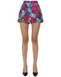 Versace Shorts - Blauw