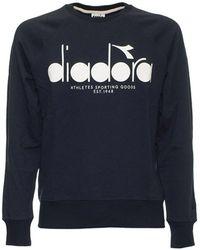 Diadora - Sweatshirt - Lyst