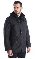 Barbour Gailey Wax Jacket - Zwart