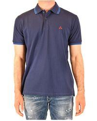Peuterey Polo Shirt - Blauw