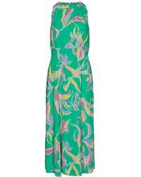 Numph Chana Dress - Groen