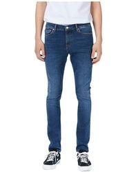 Dr. Denim Jeans - Blauw