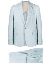 Paul Smith Suit Suit - Blauw