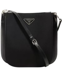 Prada Shoulder Bag - Zwart