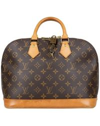 Louis Vuitton Alma PM - Marron