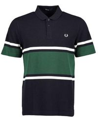 Fred Perry Polo - Groen