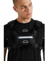 Ellesse Chest Bag - Zwart