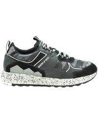 MOA Sneakers - Zwart