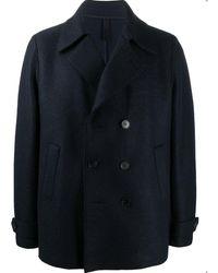 Harris Wharf London Coat - Blauw