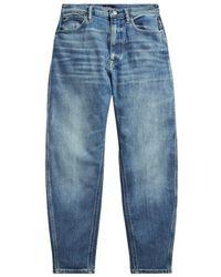 Polo Ralph Lauren Jeans Hudson Denim Chiaro - Blauw